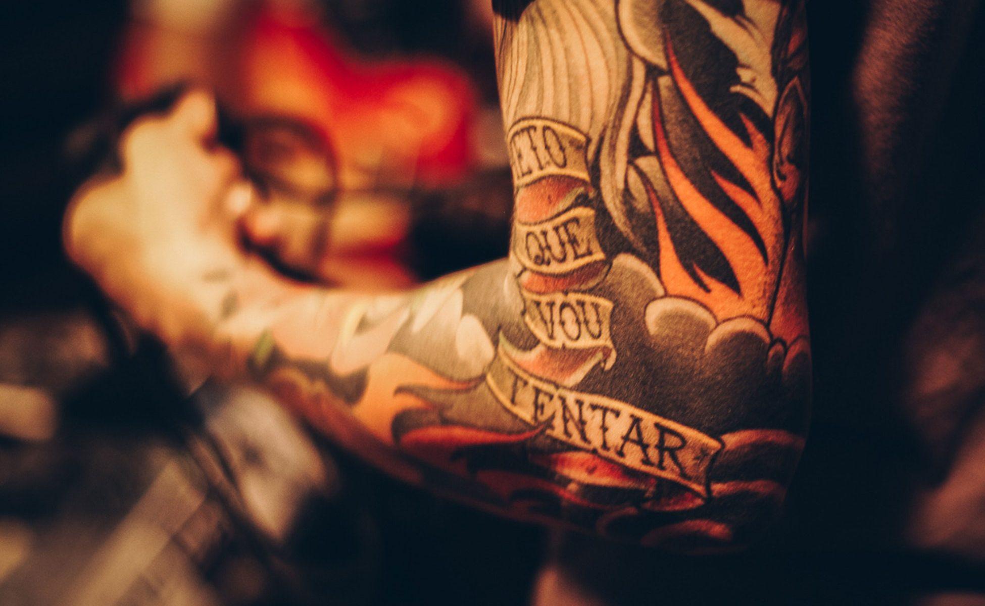 Jaka Jest Prawda O Tatuażach Wypłyń Na Głębię